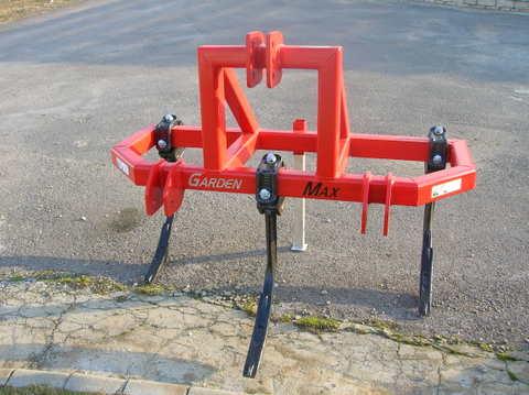 Egyéb G-Max 1-2-3-5 késes talajlazító