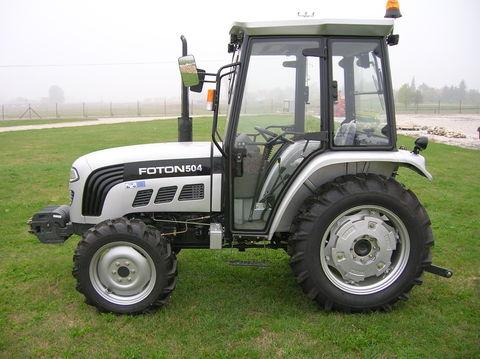 Foton TB 504C fülkés traktor