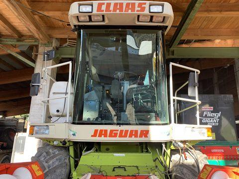 Claas Jaguar 840