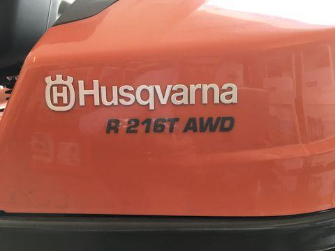 Husqvarna Rider 216T Allrad