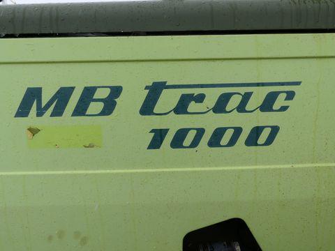 Mercedes MB trac 1000