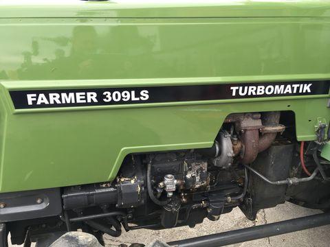 Fendt Farmer 309 LSA 40 km/h
