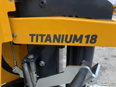 Uniforest TITANIUM 18