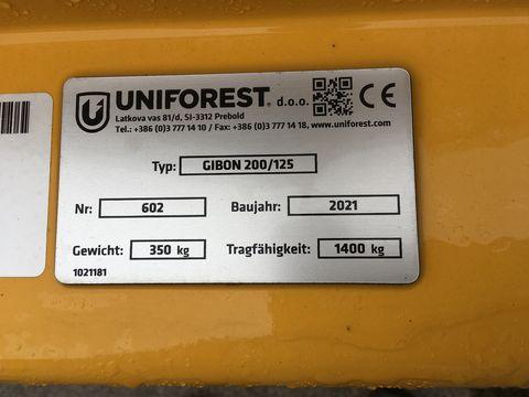 Uniforest Gibon Pro 200/125