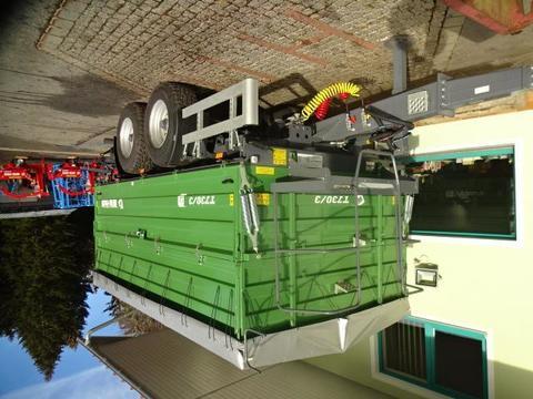 Metal- Fach - T 730-3-Tandemkipper T-730-3-Tandemkipper GG 16-Tonnen