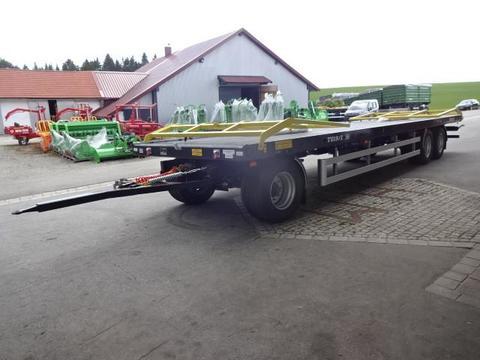 Metal-fach T 019 / Ballenwagen GG 18 Tonnen