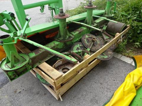 SaMASZ K 4 BF- 300 in Teilen -  Frontmähwerk defekt