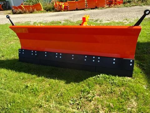 Schneepflug 2 Meter - Hydraulisch Schneeschild 2 meter- Metal T- Hydraulisch