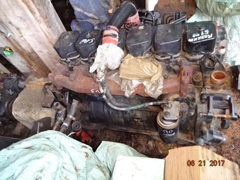 Case IH Motor v Maxxum 5140