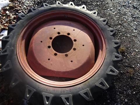 Veith - Rad 9,5 x 32 9,5 x 32 Rad - 8 Lochfelge
