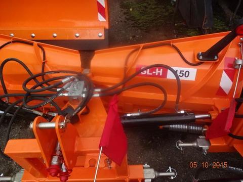 New Agro - NEU -Vario- L 150  - 1,5 Meter Varioschneepflug- Sonderpreis - 1,5 Meter - hydr