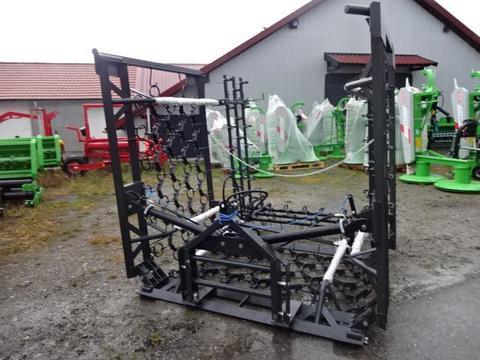 Wiesenegge- Wiesenstriegel- Met Technik- 6 Meter 6- Meter- Wiesenegge- Wiesenstriegel