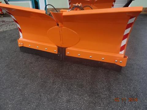 NEW- Agro- Varioschneepflug 2 Meter -Schwere Ausführung -  hydra Vario-M- 200- hydraulisch- schwere Ausführung