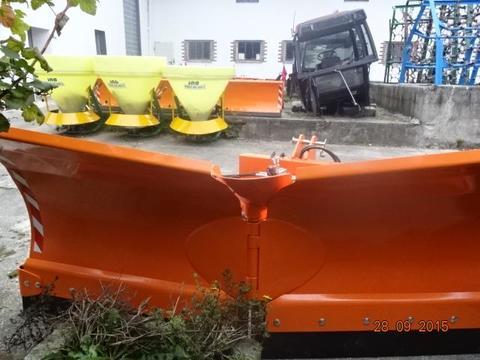 SVD -Varioschneepflug 2,3 Meter - Schwere Varioschneepflug Vario 230  Hydraulisch - Schwer