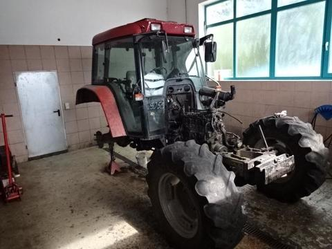 Case IH CS - 94 in Teilen