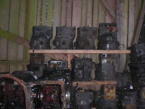 Fendt Fendt Getriebe/ Motor/Achsen/und andere Teile...