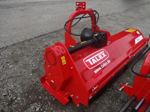 Talex - Eco 220 H - Mulcher 2,2 Meter- H- Eco 2,2 Meter - Hydraulische Seitenverschiebung