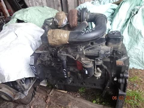 Case IH Maxxum Motor v 5150
