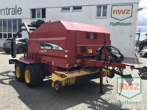 New Holland Rundballenpresse 548