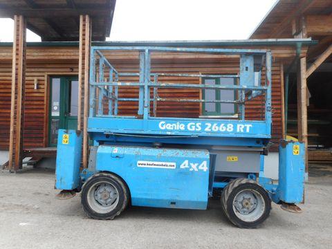 Genie GS2668RT ALLRAD Diesel 10 Meter !!