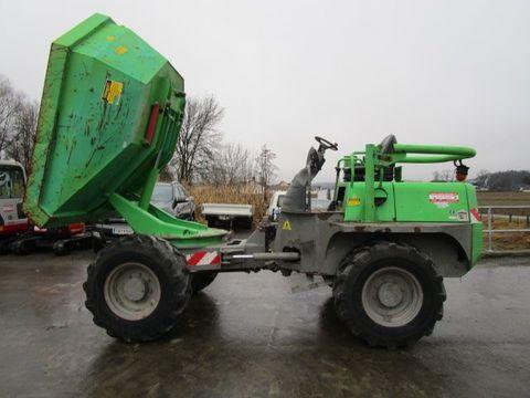 Ausa D600APG - 6 Ton.NL - 2011