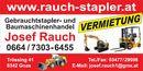 Rauch Josef Baumaschinen- und Staplerhandel