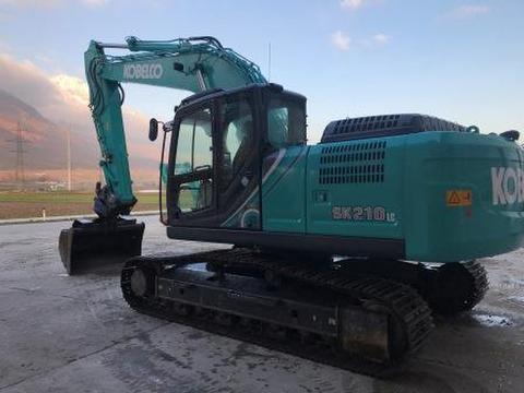 Kobelco SK210LC-10