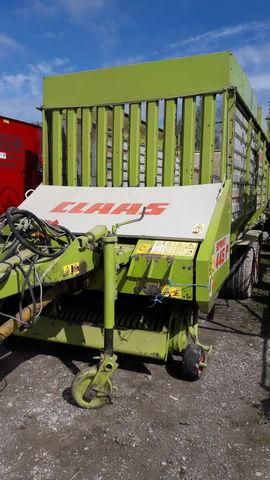 Claas Sprint 445 P