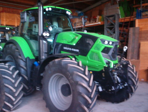 Deutz Fahr Agrotron 6175 R C-Shift