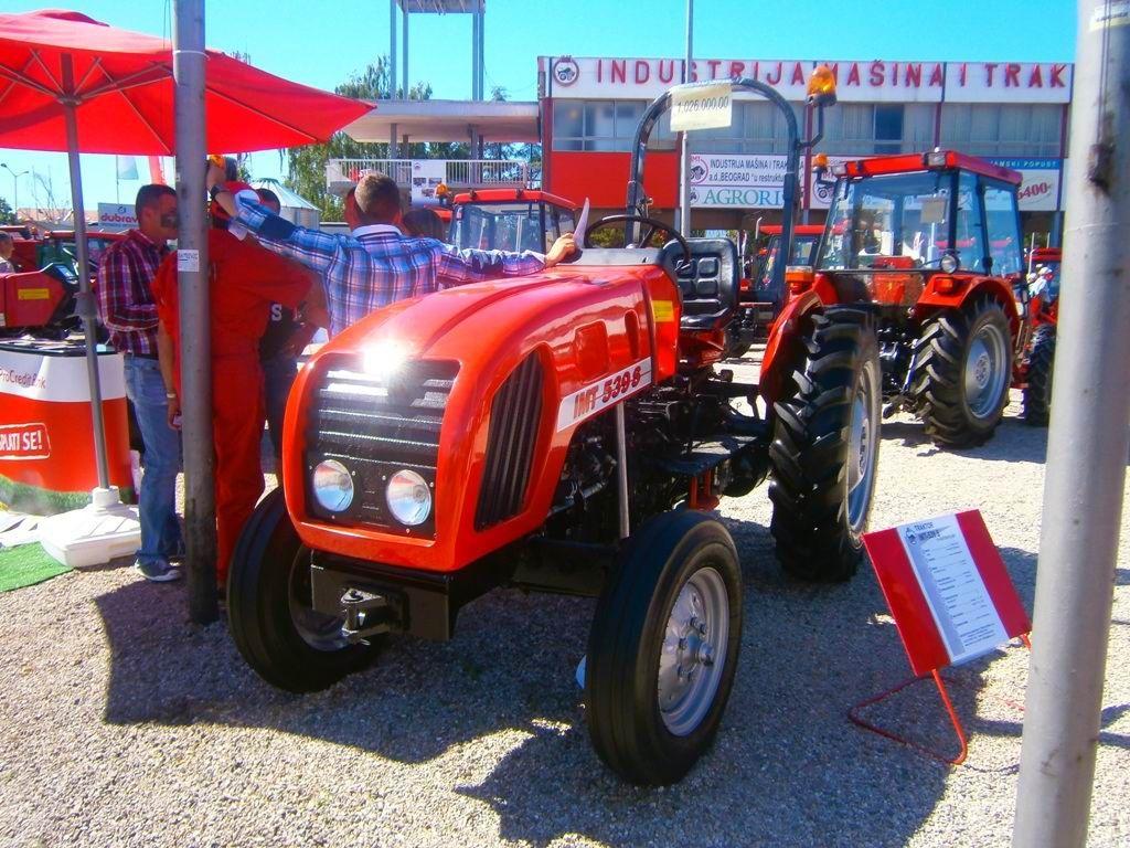 IMT Traktor 539 S - Hauba - Agropijaca.com