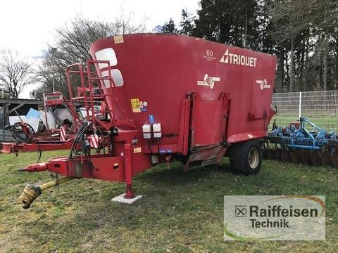Trioliet SM2-20Z 20m² Futtermischwagen