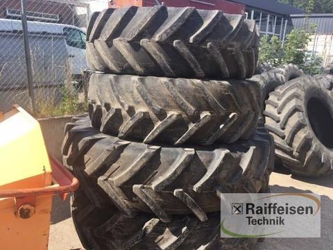 Michelin 520/85R46 + 480/70R34 60%