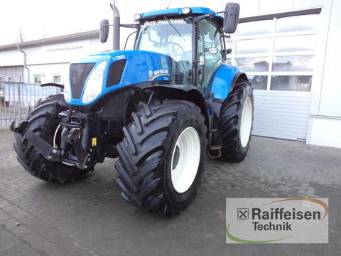 New Holland T7.235 Power Comma
