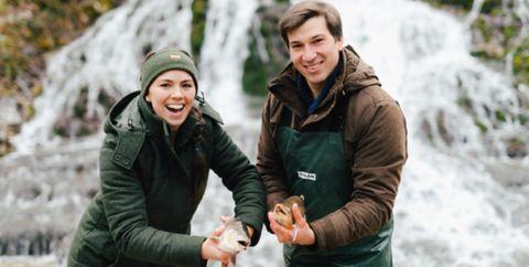 Schauer Spotmix für Fischzüchter
