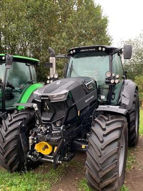Deutz-Fahr Agrotron 6165 Warrior