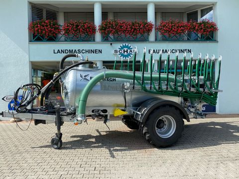 Farmtech Supercis 500 mit Schleppschuh
