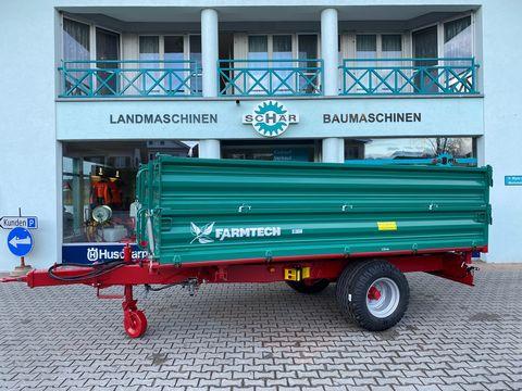 Farmtech Dreiseitenkipper EDK 800