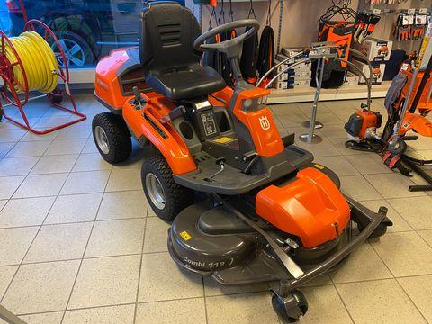 Husqvarna Rider 316 TS AWD