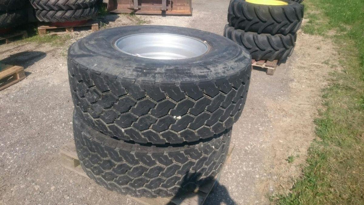 Bridgestone, Kompletträder 445/65R22.5