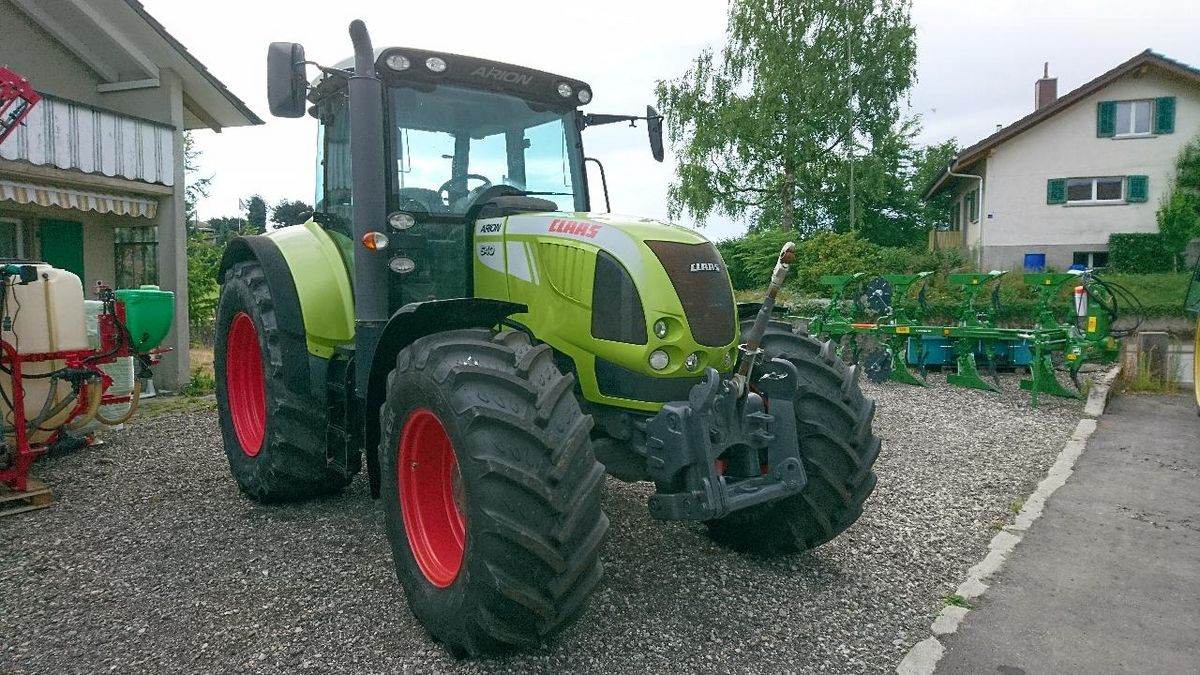 Claas, Arion 640 CIS, 2009