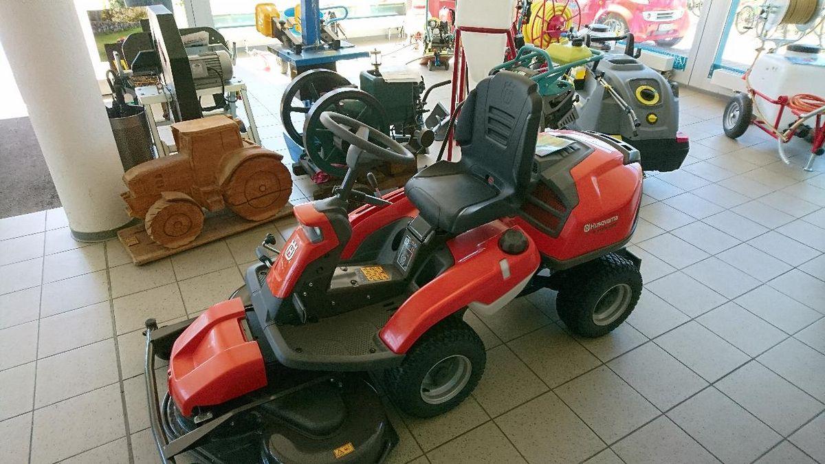 Husqvarna, Rider 316 TS 4WD, 2018