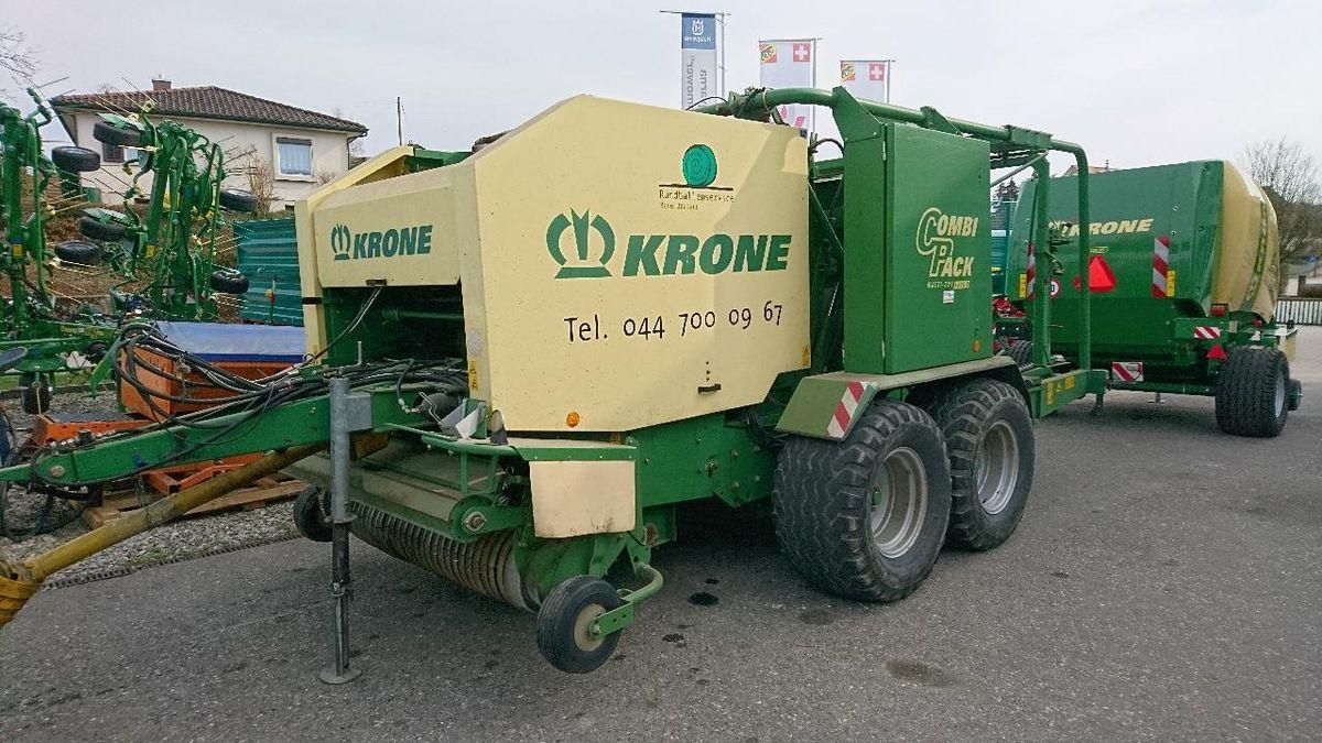 Krone, Combi Pack 1500, 2004