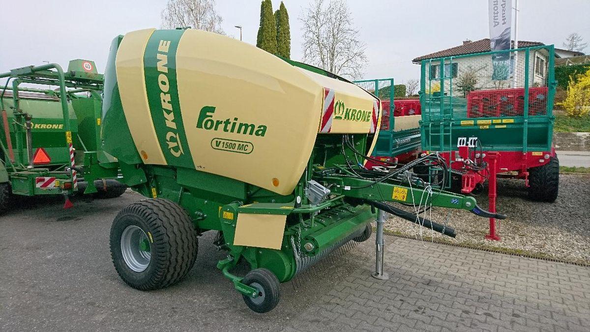 Krone, Fortima V 1500, 2019