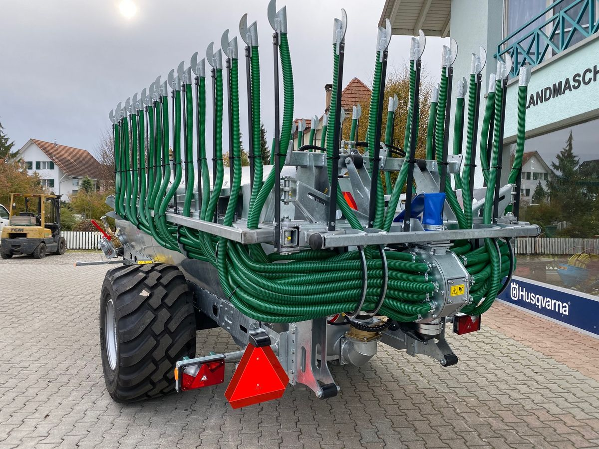 Farmtech, Supercis 650, 2019 | Saug-und Druckfass | Agropool