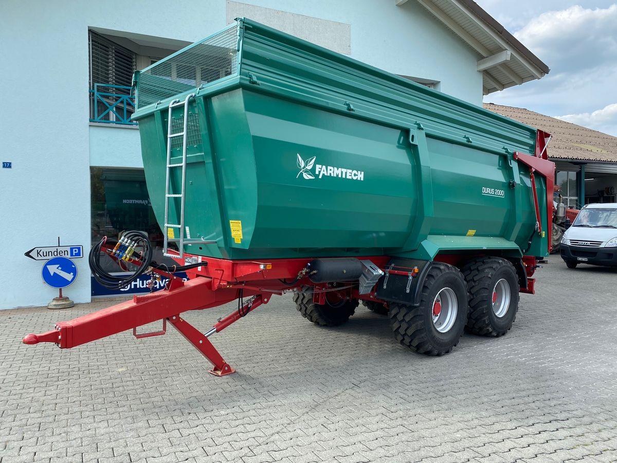 Farmtech, Durus 2000, 2018