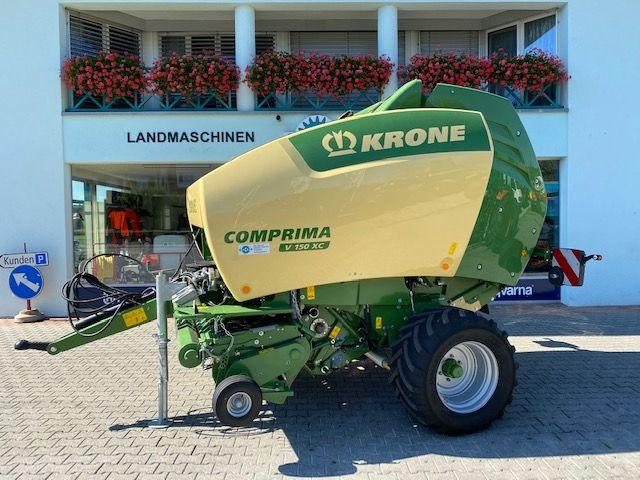 Krone, Comprima V 150 XC, 2020