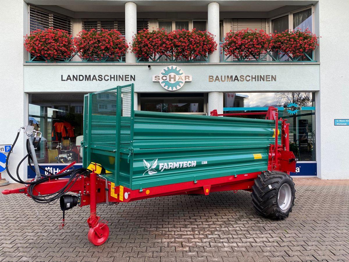 Farmtech, Miststreuer Minifex 550, 2020