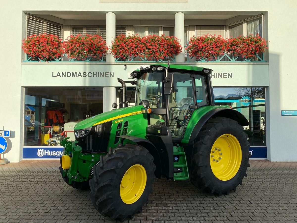 John Deere, 6120M Select+, 2020   Traktor 4-Rad-Antrieb   Agropool