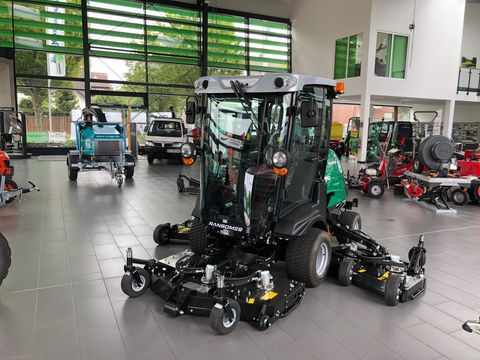 Ransomes MP653