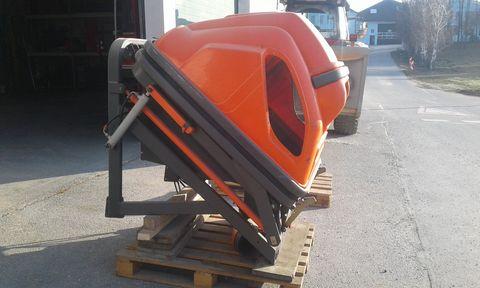Kubota GCD 660 F Grasabsaugung